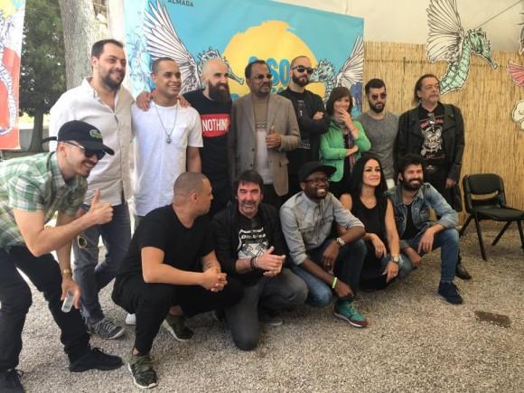 Dealema - Conferência de Imprensa Festival O Sol da Caparica